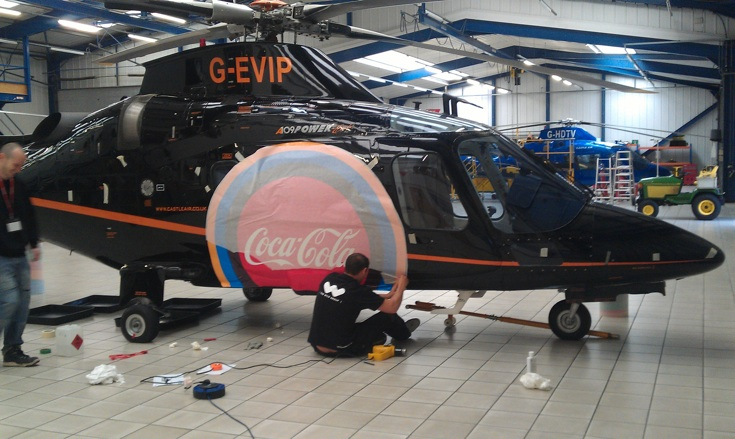 Olympic Helicopter Wild Group International